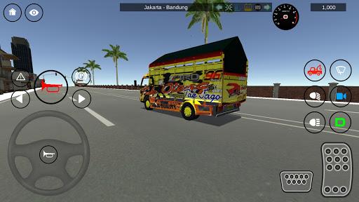Super Oleng Truk Simulator Indonesia  screenshots 1