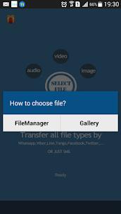 Unlimited File Sender AnyWhere Pro v35 APK 2