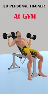 Dumbbell Home Workout – Bodybuilding Gym Workout (PREMIUM) 1.31 Apk 3