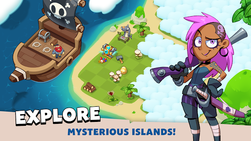 Pirate Evolution!  screenshots 9