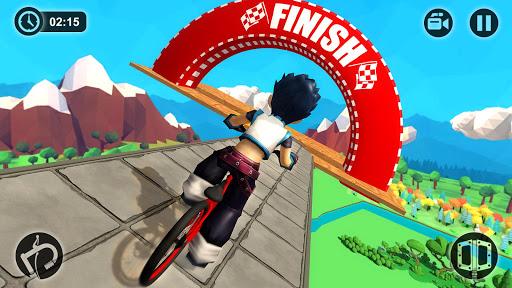 Fearless BMX Rider 2019 apkpoly screenshots 9