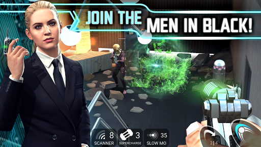 MIB: Galaxy Defenders Free 3D Alien Gun Shooter 500062 Screenshots 4
