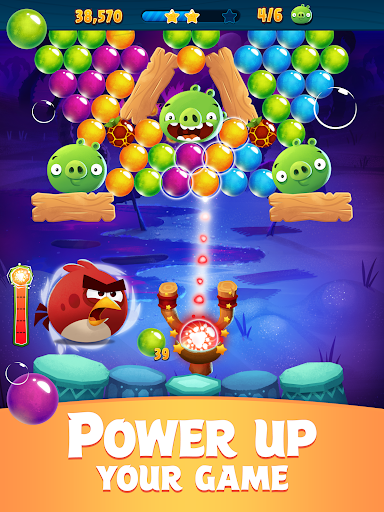 Angry Birds POP Bubble Shooter 3.92.3 screenshots 9