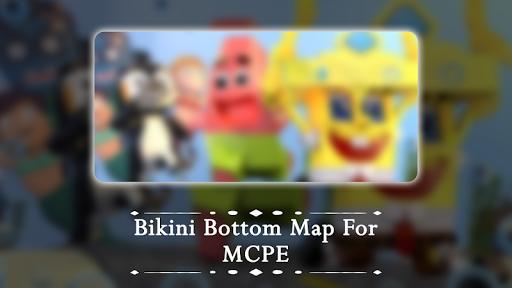 Bikini Bottom Map for MCPE screenshots 2