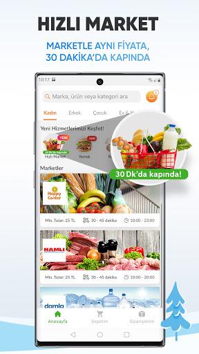 Trendyol - Online Shopping 5.5.4.499 Screenshots 4