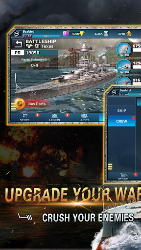 Warship Fury android2mod screenshots 7