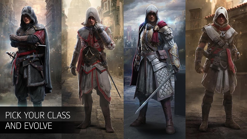 Assassin's Creed Identity  poster 4