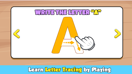 ABC Kids Games – Phonics to Learn alphabet Letters 2