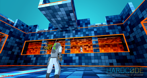 Hardcode (VR Game) apkslow screenshots 3