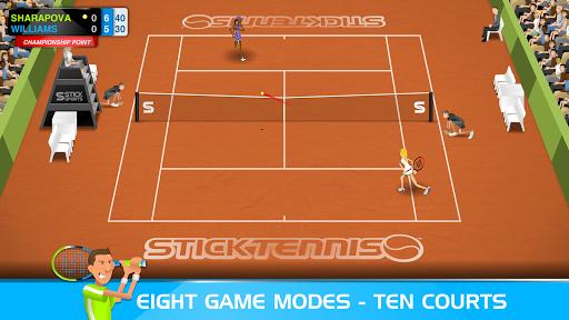 Stick Tennis 2.9.4 screenshots 3