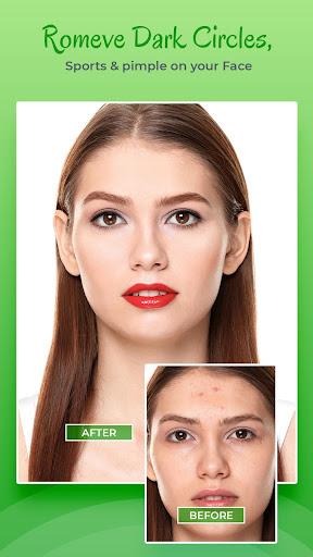 Face Beauty Camera - Easy Photo Editor & Makeup 8.0 Screenshots 5