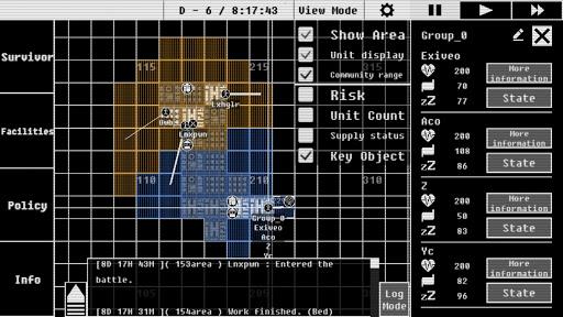 Télécharger B.D.R.S Demo : Biological Disaster Response System APK MOD (Astuce) screenshots 2