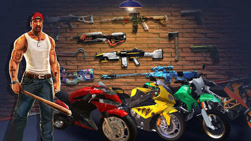 Highway Death Moto- New Bike Attack Race Game 3D  screenshots 24