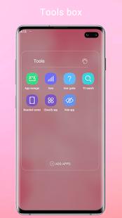Super S10 Launcher for Galaxy S8/S9/S10/J launcher 3.6 Screenshots 6