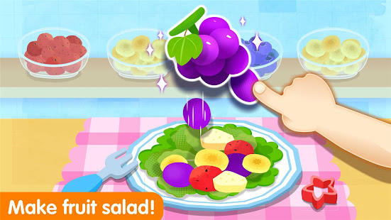 Baby Panda: Cooking Party 8.57.00.00 Screenshots 2
