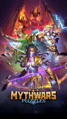 MythWars & Puzzles: RPG Match 3のおすすめ画像1