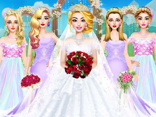 Fashion Wedding Dress Up Designer: Games For Girls 0.14 screenshots 16