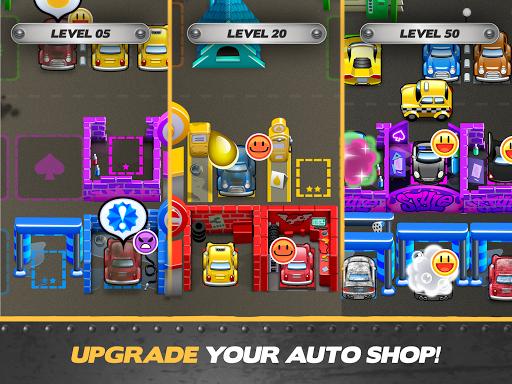 Tiny Auto Shop - Car Wash and Garage Game screenshots 9
