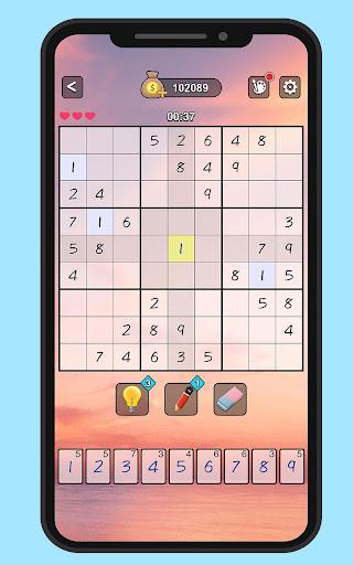 Sudoku 1.1.2 screenshots 2