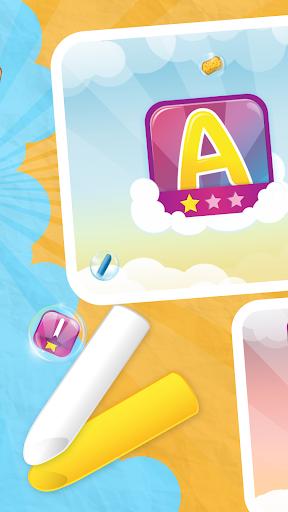Shkruaj Shkronjat e Alfabetit Shqip 1.1.3 screenshots 2
