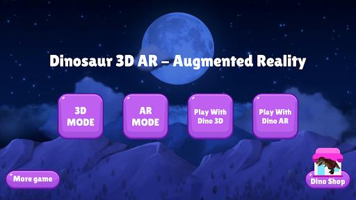 Dinosaur 3D AR - Augmented Reality android2mod screenshots 6