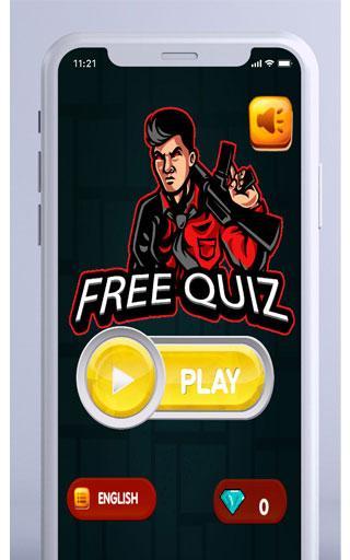Challenge ud83dudde1Free Fire Quiz Only Veterans  ud83euddbe 0.1 Screenshots 1