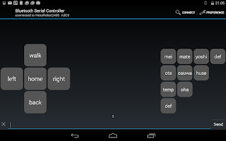 BlueTooth Serial Controller