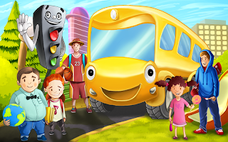 Bus Story Adventures Fairy Tale for Kids