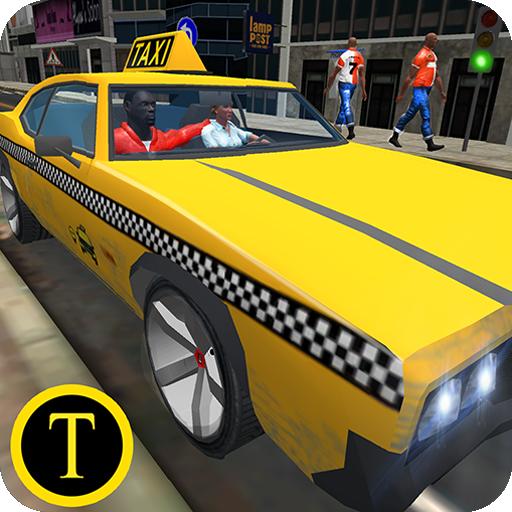 TaxiSim Icon