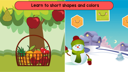 Colors & Shapes Game - Fun Learning Games for Kids android2mod screenshots 4