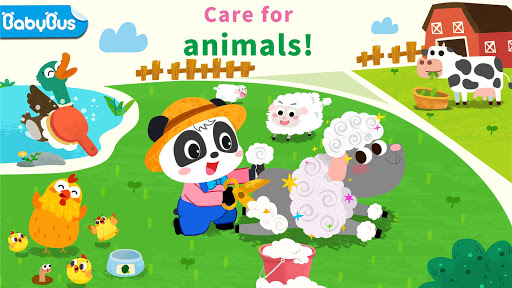 Baby Panda's Animal Farm 8.48.00.01 com.sinyee.babybus.cultivation apkmod.id 1