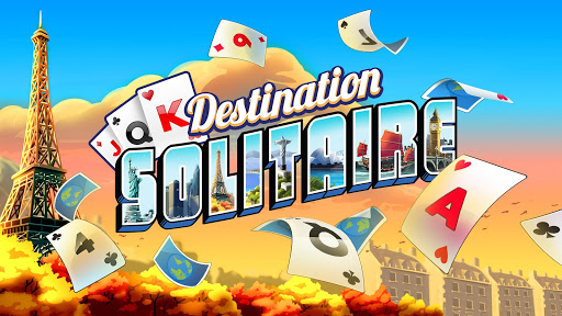 Destination Solitaire - Fun Puzzle Card Games! 2.5.2 screenshots 5