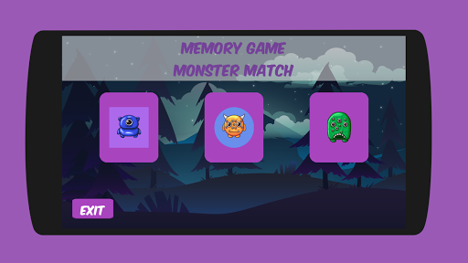 monster game screenshot 1