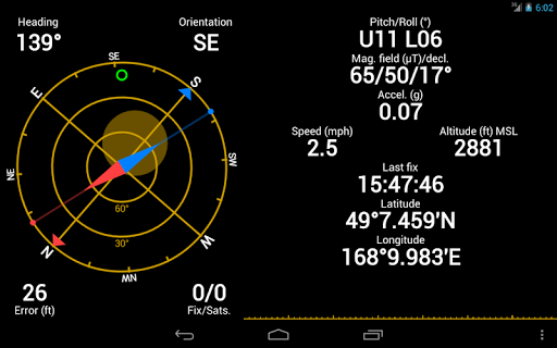 GPS Status & Toolbox 9.2.194 Screenshots 9