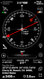 DIGITAL COMPASS GPS SMART TOOLS /U5/ (PREMIUM) 1.4 Apk 1