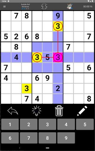 Classic Sudoku PRO(No Ads)  screenshots 7