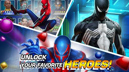MARVEL Puzzle Quest: Join the Super Hero Battle! screenshots 17