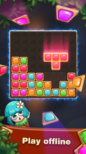 Block Puzzle 2021: Jewel Brick Puzzle android2mod screenshots 11