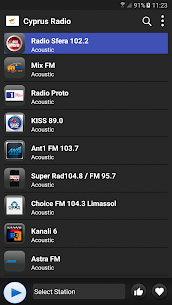 Radio Cyprus  – AM FM Online 4.2.1 APK + MOD (Unlocked) 1