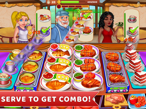 Cooking Max - Mad Chefu2019s Restaurant Cooking Game 2.3.2 screenshots 2