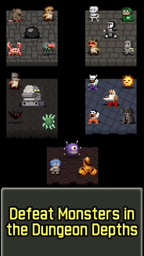 Shattered Pixel Dungeon: Roguelike Dungeon Crawler
