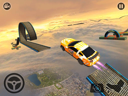 Impossible Stunt Car Tracks 3D modavailable screenshots 15