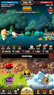 Raising Infinite Swords Mod Apk (God Mode/Unlimited Boxes) 6