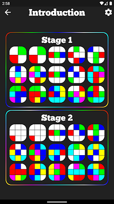 C-Stack+: Color Mixing and Matching Puzzle Gameのおすすめ画像2