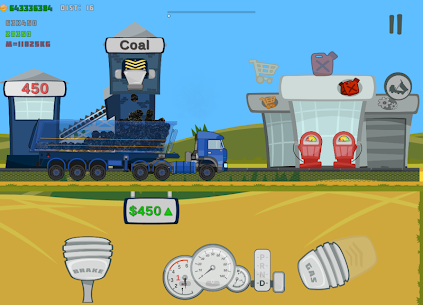 Trucker – Overloaded Trucks Racing 2