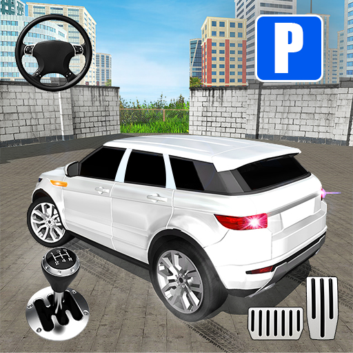 Parking Car Driving Sim New Game 2021 - Free Games