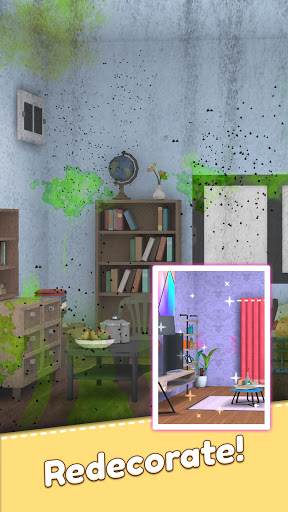 Idle Magic Makeover - makeup & decoration game  screenshots 5