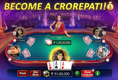 Teen Patti Gold – Indian Family Card Game 1