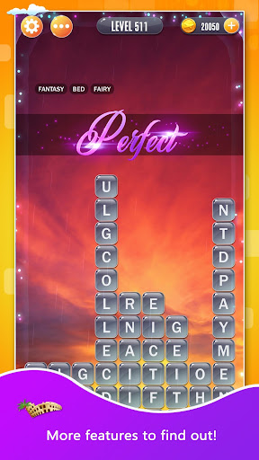 Word Town: Search, find & crush in crossword games  screenshots 4