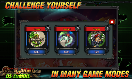 Army vs Zombies : Tower Defense Game screenshots 5